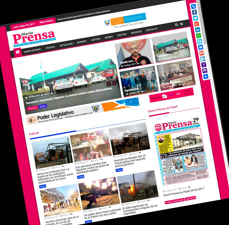 web-diseño